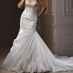 Maggie Sottero Adeline Marie wedding dress